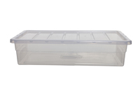 WHITEFURZE 75 CM UNDERBED STORAGE BOX NATURAL