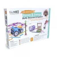 Forces & Energy Science Kit.