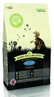 James Wellbeloved Kitten - Turkey & Rice 1.5kg x 1