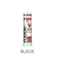 UNIBOND PREMIUM NEUTRAL SILICONE 300ML BLACK