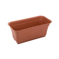 Vineyard 54cm Trough Terracotta