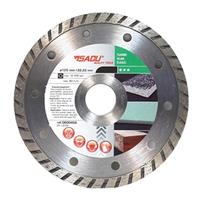 Diamond Disc 230mmx22mmx7mm Turbo Flat