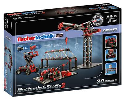 Profi Mechanic and Static Kit