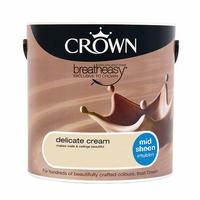 CROWN MID SHEEN DELI CREAM 2.5L