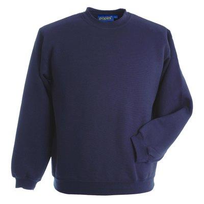 Papini Navy 280g Premium Weight Sweat Shirt