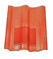 Vent Tile Red Double Roll