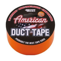 American Duct Tape Orange 50mm x  25M