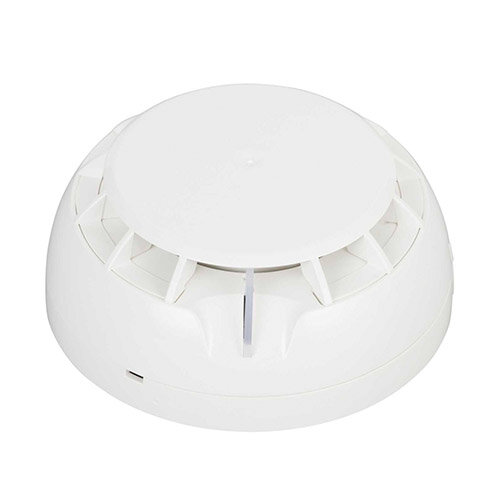 Fixed Heat Detector + Base