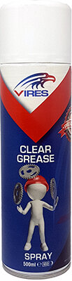 Clear Grease Spray 500ml