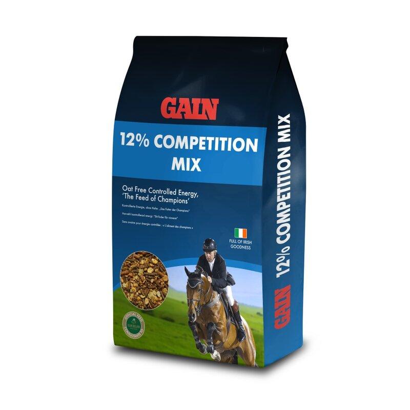 Gain 12% Competition Mix 20kg