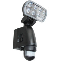 Combined Led Floodlight, Camera And PIR