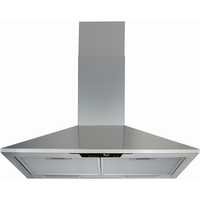WHIRLPOOL 60CM CHIMNEY COOKER HOOD