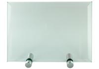 jade plaque with rod 175 x 125 x 10mm