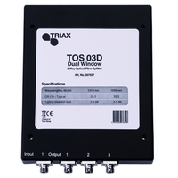 TOS 03D Dual Optical Splitter