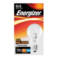 Eveready 70W(100W) Energy Saving Halogen GLS ES