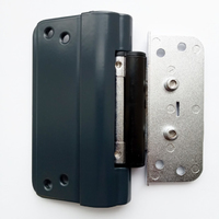 COMPOSITE DOOR HINGE ANTHRACITE GREY