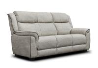 spencer fabric sofa taupe 1