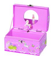 Horse Music Jewelry Box. (Goki)