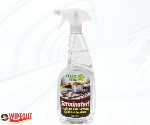 Terminator Antibacterial Cleaner Antibacterial Sanitiser