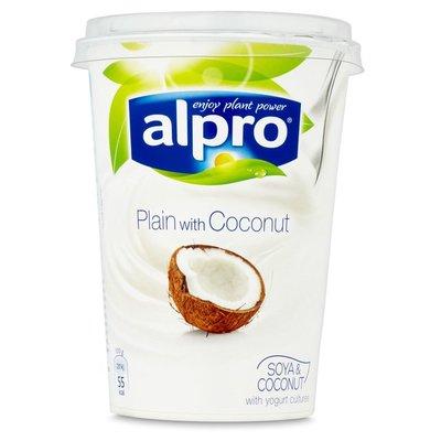 Soya & Coconut Yogurt Organic