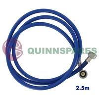 Fill Hose Blue 2.5 Bagged Washing Machine / Dishwasher