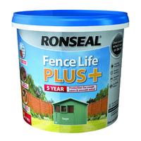 Fence Life Plus 5L Sage
