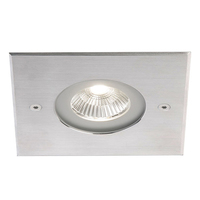 ANSELL 6W Aspect 4000K LED Square Inground Uplight