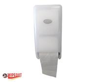 Double Toilet Roll Dispenser | Twin Toilet Roll Holder