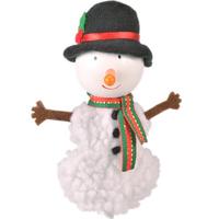 Snowman Finger Puppet