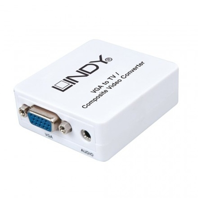 Lindy VGA to CVBS Converter
