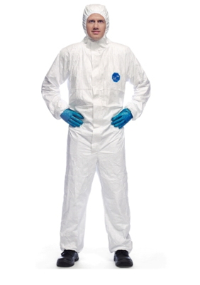 TYVEK PROTECH XX-Large Disposable Boilersuit Classic