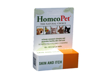 Homeopet Skin & Itch Relief 15ml x 1