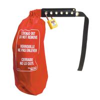 Master Lock 43,2cm oversized plug & hoist control cover