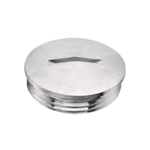 Nickel Plated Brass Plug