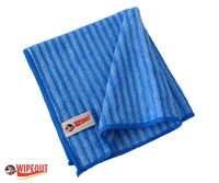 blue bamboo microfiber cloth
