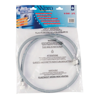 Wpro C00375063 Water Inlet & Extension Hose