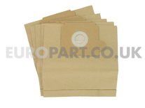 No. 332 Electrolux 5001 Tango Series Paper Dust Bags (Pack of 5)