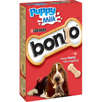 Bonio Puppy Milk Biscuit 350g x 6