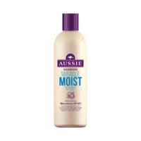 Aussie Miracle Moist Shampoo for Dry-Damaged Hair 300ml