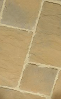 RUTLAND PAVING 300x300MM AUTUMN GOLD