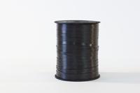 5MM CURLING RIBBON X 500YDS BLACK