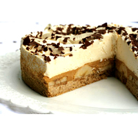 Banoffee  Pie-Redstar-12 Slices