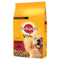 Pedigree Complete Adult - Beef & Veg 12kg