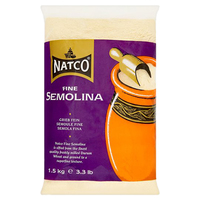 Semolina Fine (Natco)- 1.5kg
