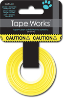 Tape Caution (Priced in singles, order in multiples of 4)