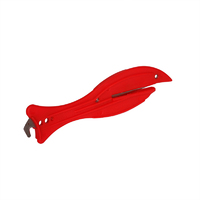 Detectable fish safety knives