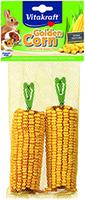 Vitakraft Golden Corn-on-the-Cob 200g x 8