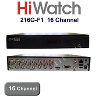 HiWatch Turbo 1080p 16 Channel Recorder