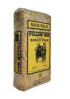 Pillow Wad Maxi-Bale Barley Straw - Approx 3kg x 1 [Zero VAT]