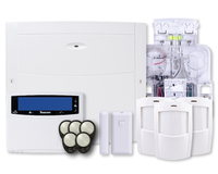 Texecom 64 Zone Wireless Kit with Sounder KIT
